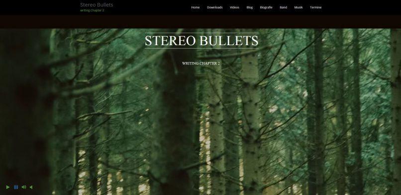 Stereo Bullets – Startseite