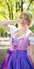 Dirndl Fotoshooting September 2015 – 1